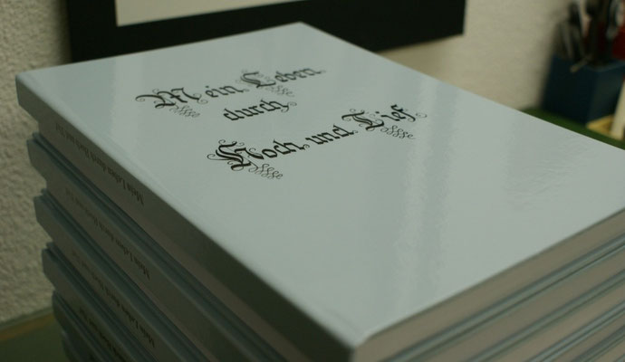 Bücher fertig