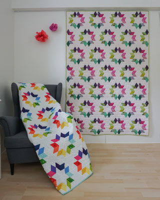 """Cookie Cutter"" - Pattern by Jaybird Quilts"