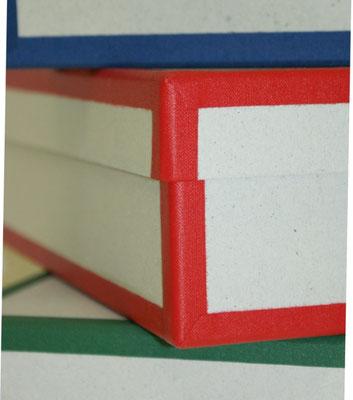 Schachteln mit Stülpdeckel