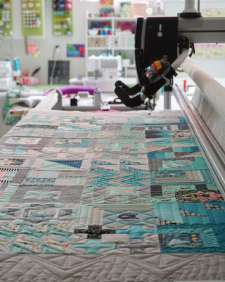 Show Quilting