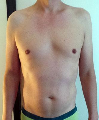 NACHHER - minus 12 kg in 8 Wochen