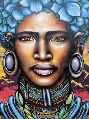 """""""Afrika"""" detail by Shalak, Caracas, Venezuela. Nov 2012 (Athenaum)"""