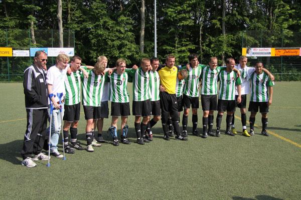 Aufstieg Kreisoberliga 2011