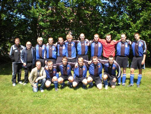 Mannschaftsfoto Saison 2009/2010