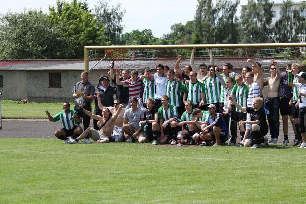 Kreisklassenpokalgewinn 2010
