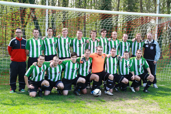 Mannschaftsfoto Saison 28.04.2012