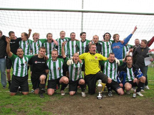 Aufstieg Kreisliga 2010