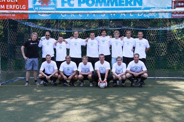 Mannschaftsfoto Saison 2010/2011
