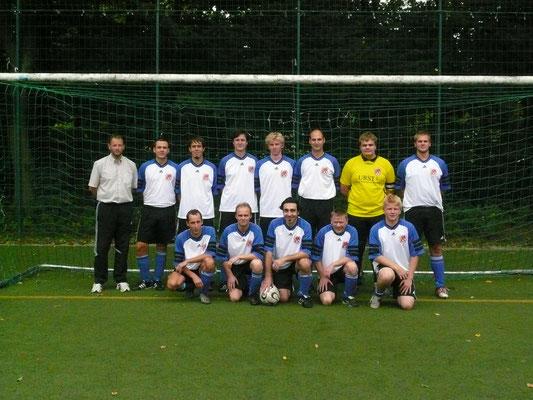 Mannschaftfoto Saison 2008/2009