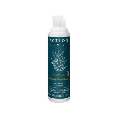 Action Homme shampooing corps cheveux