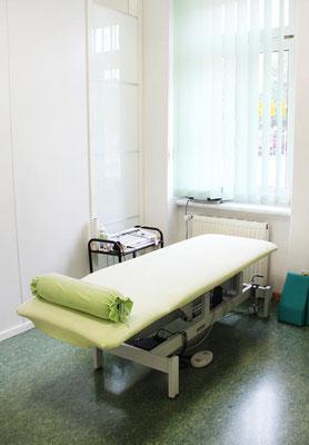 Physiotherapie am Markt - Behandlung