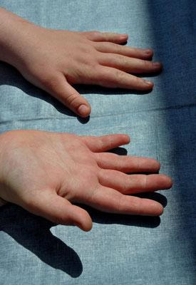 Avoir deux mains gauches