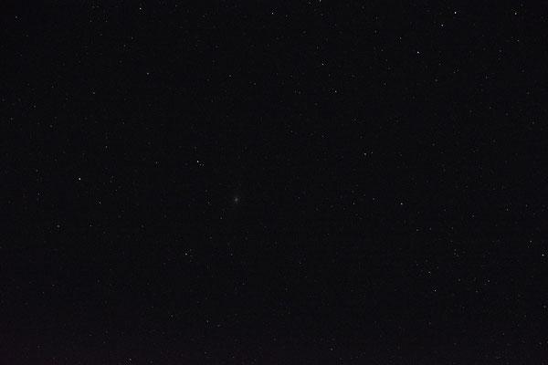 Andromeda-Nebel 20.12.2013; 21:25 Uhr