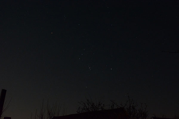 Orion 20.12.2013; 21:00 Uhr