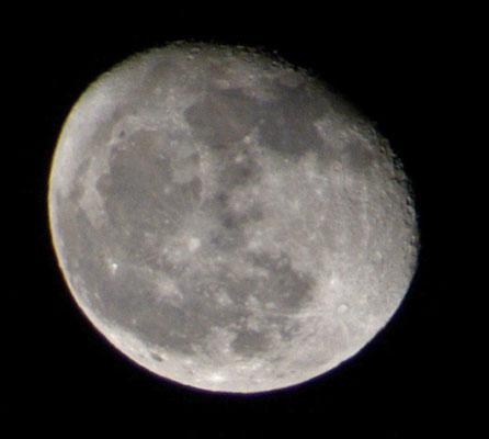 Mond am 20.12.2013