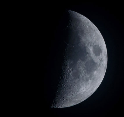 Mond am 07.01.2014