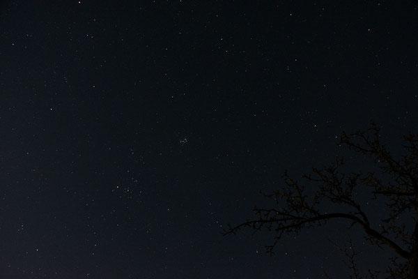Plejaden 20.12.2013; 21:32 Uhr