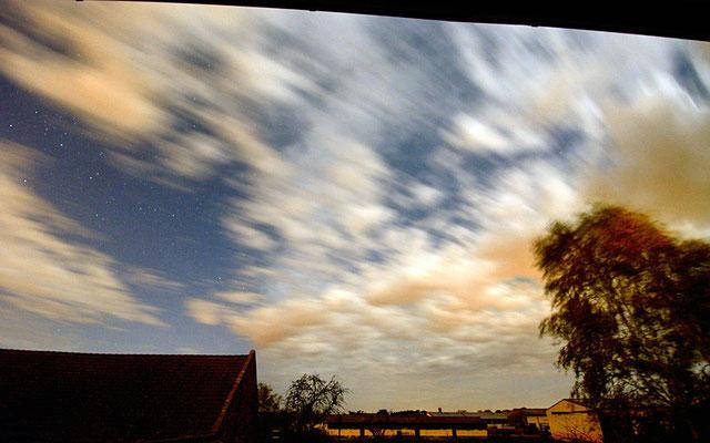 Nachthimmel am 23.10.2013 um 02:05 Uhr