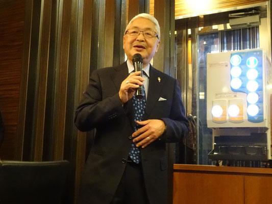産経新聞社前会長 熊坂 隆光様