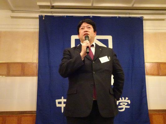 アパホテル株式会社 代表取締役専務 元谷 拓様 挨拶