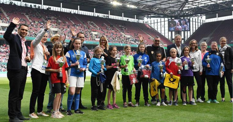 Fußballverband Mittelrhein. Fotos Holger Plum, Canan Timurdas, Henrike Hoy.