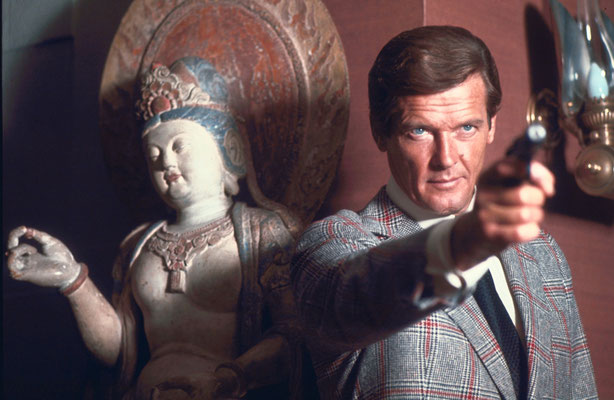 Roger Moore © Danjaq LLC / Metro-Goldwyn-Mayer / 20th Century Fox Home