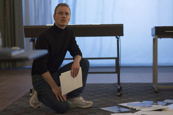 Steve Jobs - Michael Fassbender - Credit François Duhamel - Universal - kulturmaterial