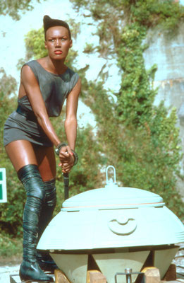 Grace Jones © Danjaq LLC / Metro-Goldwyn-Mayer / 20th Century Fox Home