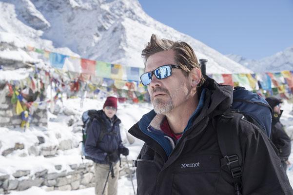 Everest Film - Josh Brolin als Beck Weathers - Universal - kulturmaterial