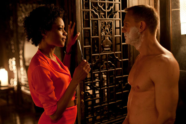 Naomie Harris und Daniel Craig © Danjaq LLC / Metro-Goldwyn-Mayer / 20th Century Fox Home