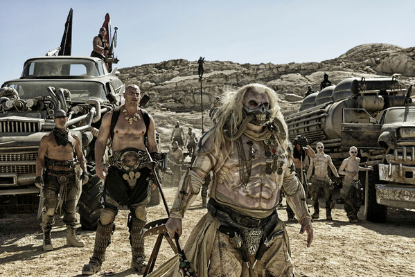 Tyrann Immortan Joe (Hugh Keays-Byrne) © WARNER BROS. Pictures