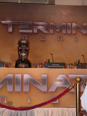 Terminator Genisys - Arnold Schwarzenegger - Pressekonferenz Berlin - 3 - kulturmaterial