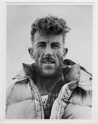 Edmund Hillary - Everest - 29 Mai 1953 - George Lowe Collection - Knesebeck - kulturmaterial
