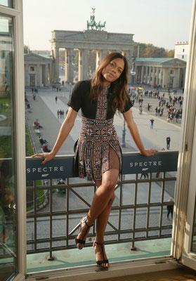Spectre Berlin Premiere - Bond 24 - Naomie Harris - Sony - kulturmaterial