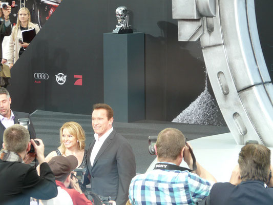 Terminator Genisys - Heather Milligan - Arnold Schwarzenegger - kulturmaterial