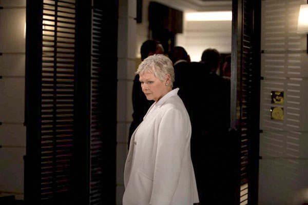 Judi Dench © Danjaq LLC / Metro-Goldwyn-Mayer / 20th Century Fox Home