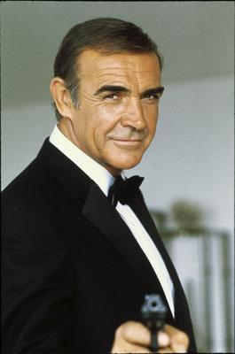 Sean Connery © Danjaq LLC / Metro-Goldwyn-Mayer / 20th Century Fox Home
