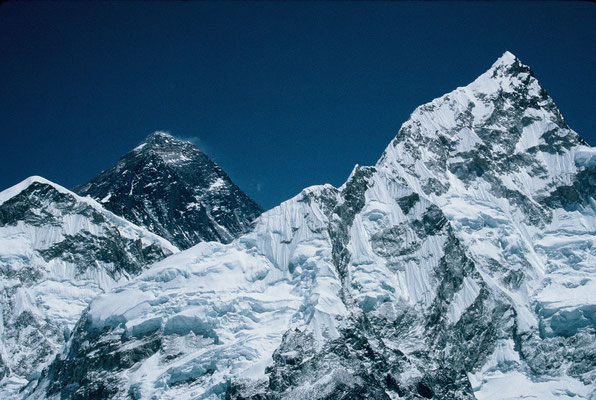 Mount Everest - 29 Mai 1953 - George Lowe Collection - Knesebeck - kulturmaterial