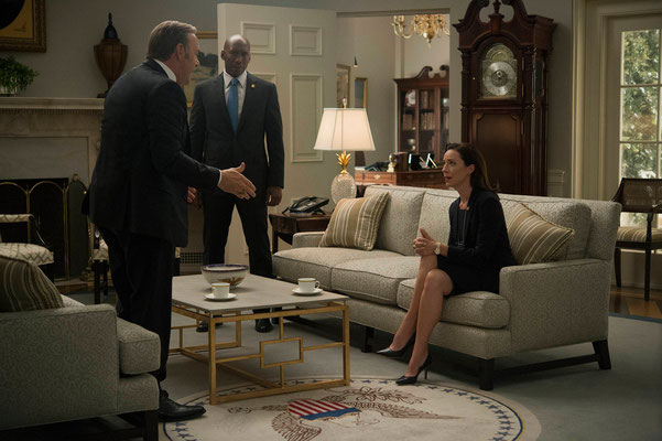 House Of Cards Blu-ray DVD - Kevin Spacey - Mahershala Ali - Molly Parker - Sony - kulturmaterial