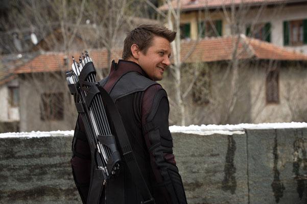 Avengers Age Of Ultron Blu-ray DVD - Hawkeye - Jeremy Renner - Marvel - kulturmaterial