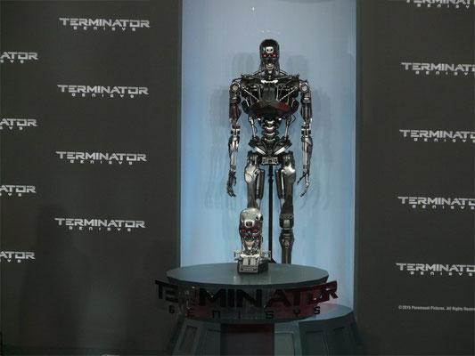 Terminator Genisys - Arnold Schwarzenegger - T-800 - kulturmaterial