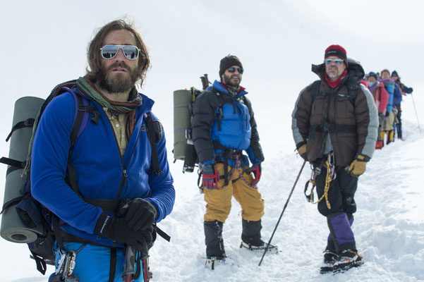 Everest Film - Jake Gyllenhaal als Scott Fischer - Universal - kulturmaterial