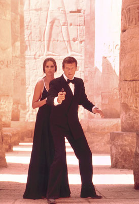 Roger Moore und Barbara Bach © Danjaq LLC / Metro-Goldwyn-Mayer / 20th Century Fox Home