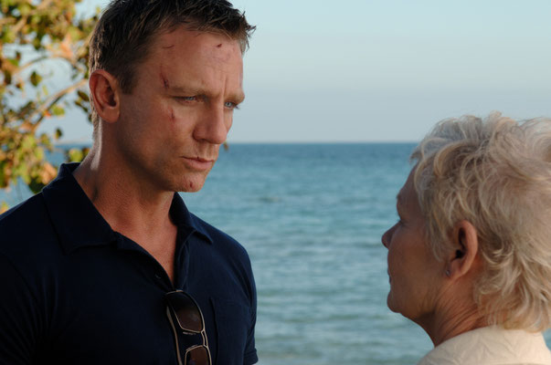 Daniel Craig und Judi Dench © Danjaq LLC / Metro-Goldwyn-Mayer / 20th Century Fox Home