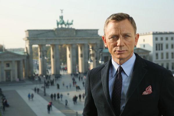 Spectre Berlin Premiere - Bond 24 - Daniel Craig - Sony - kulturmaterial