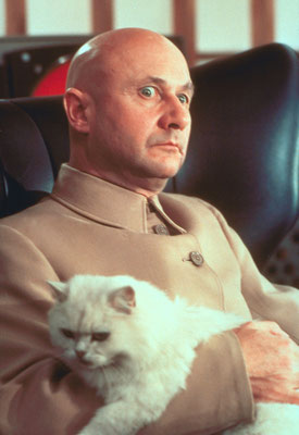 Donald Pleasence © Danjaq LLC / Metro-Goldwyn-Mayer / 20th Century Fox Home