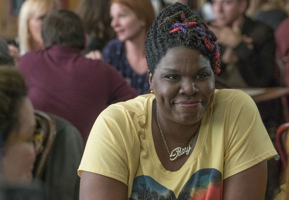 Ghostbusters 2016 - Leslie Jones As Patty - Sony Pictures - kulturmaterial