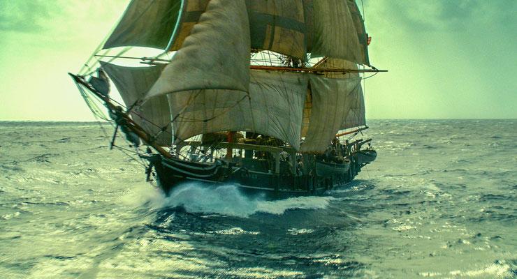 Im Herzen der See - Walfänger Essex - Warner Bros - kulturmaterial