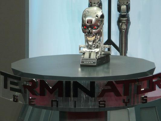 Terminator Genisys - Arnold Schwarzenegger - T-800 - Skull - 2 - kulturmaterial