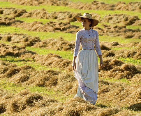 Bathsheba Everdene (Carey Mulligan) © 20th CENTURY FOX Pictures